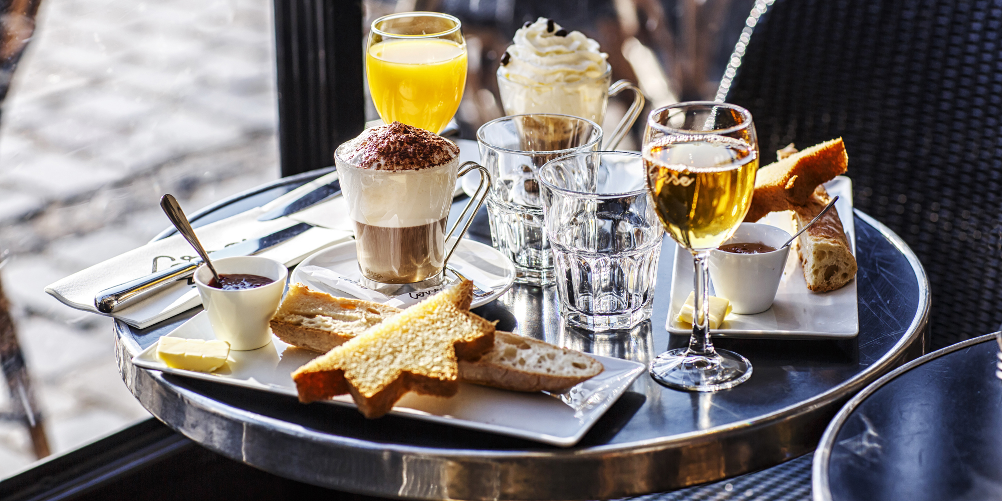 Brunch Corso Balard (75015 Paris)