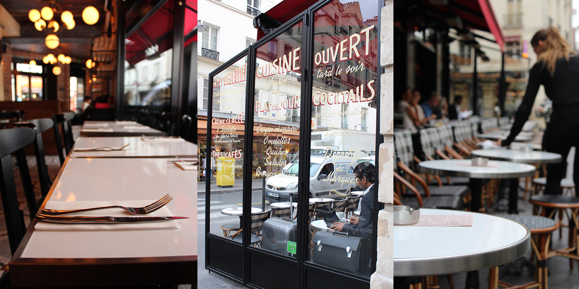 Brunch Café Buci (75006 Paris)