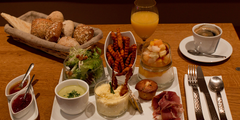 Brunch Au Zaganin (75009 Paris)