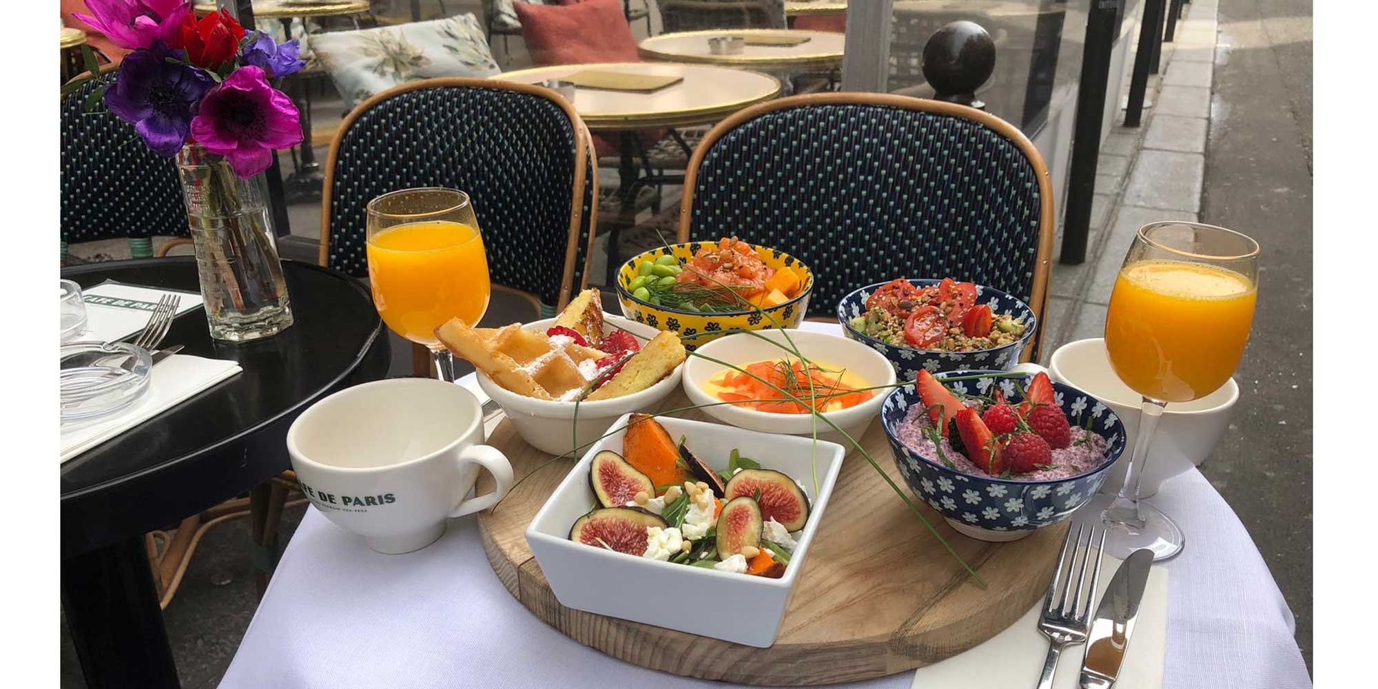 Brunch Café de Paris (75006 Paris 6ème)