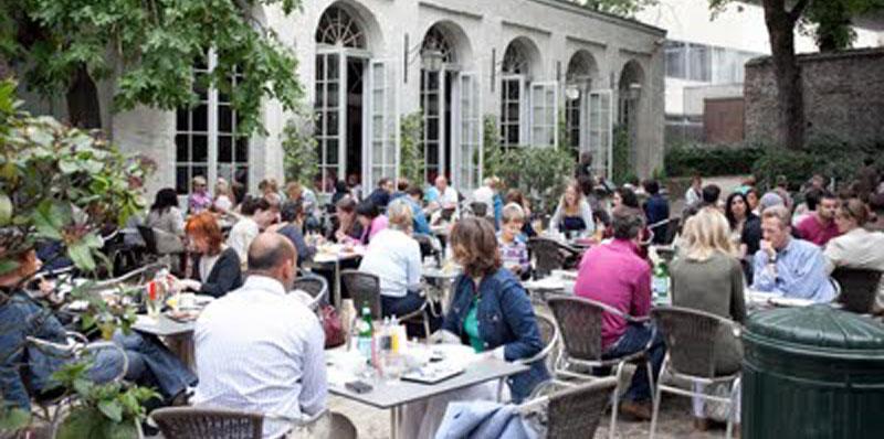 Brunch L'Orangerie du Parc d'Egmond (1000 Bruxelles)