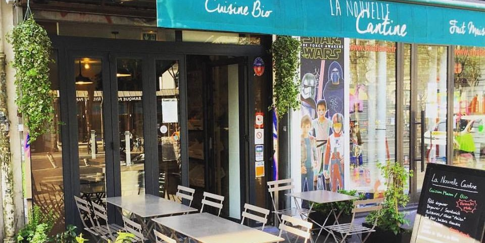 Brunch La Nouvelle Cantine (75002 Paris)