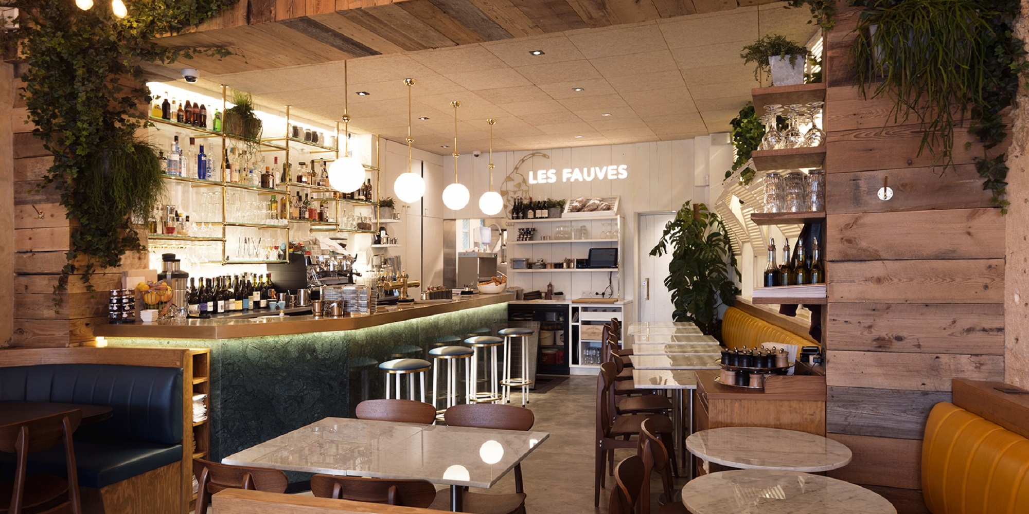 Brunch Les Fauves (75014 Paris)