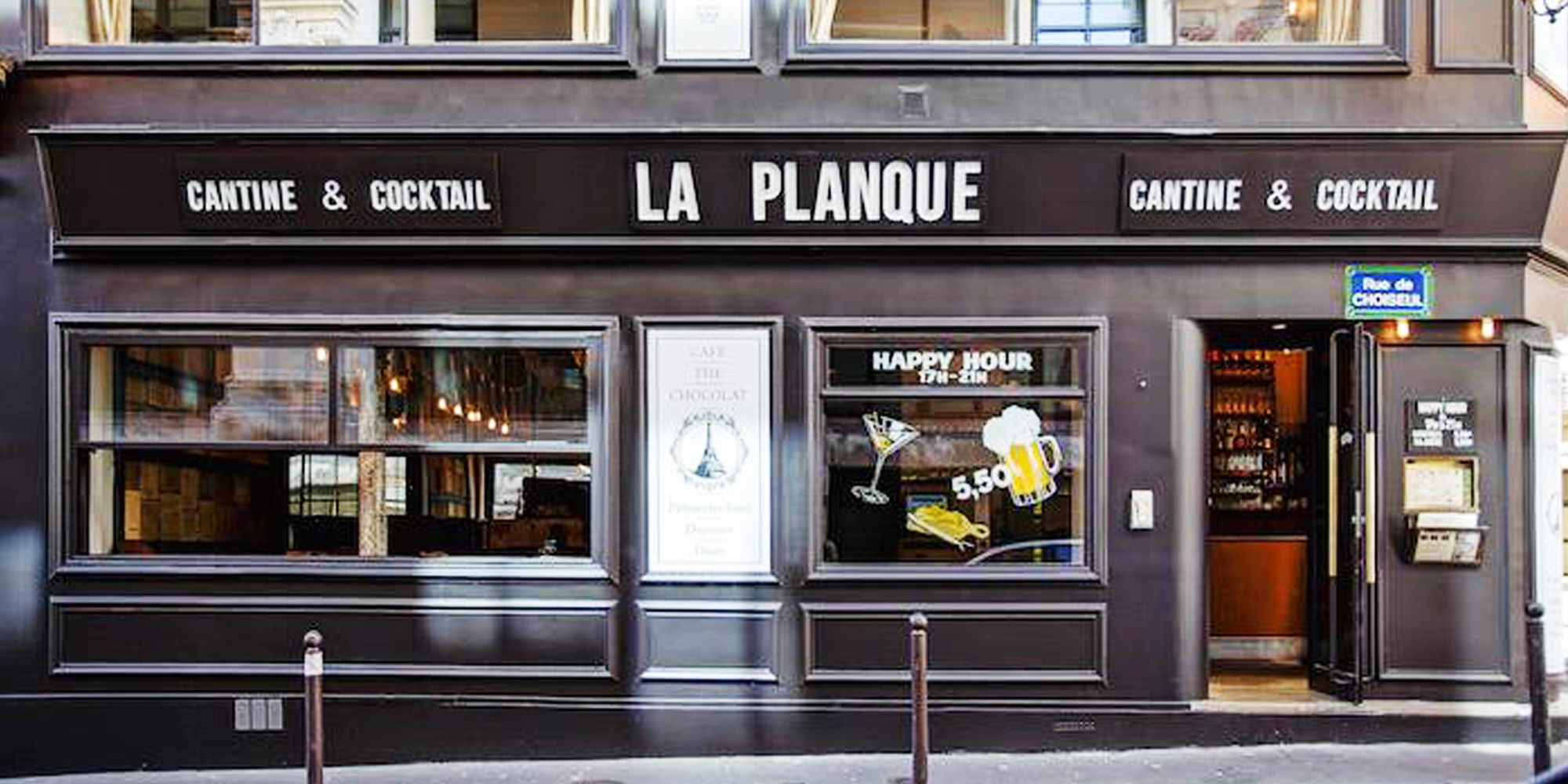 Brunch La Planque (75002 Paris)