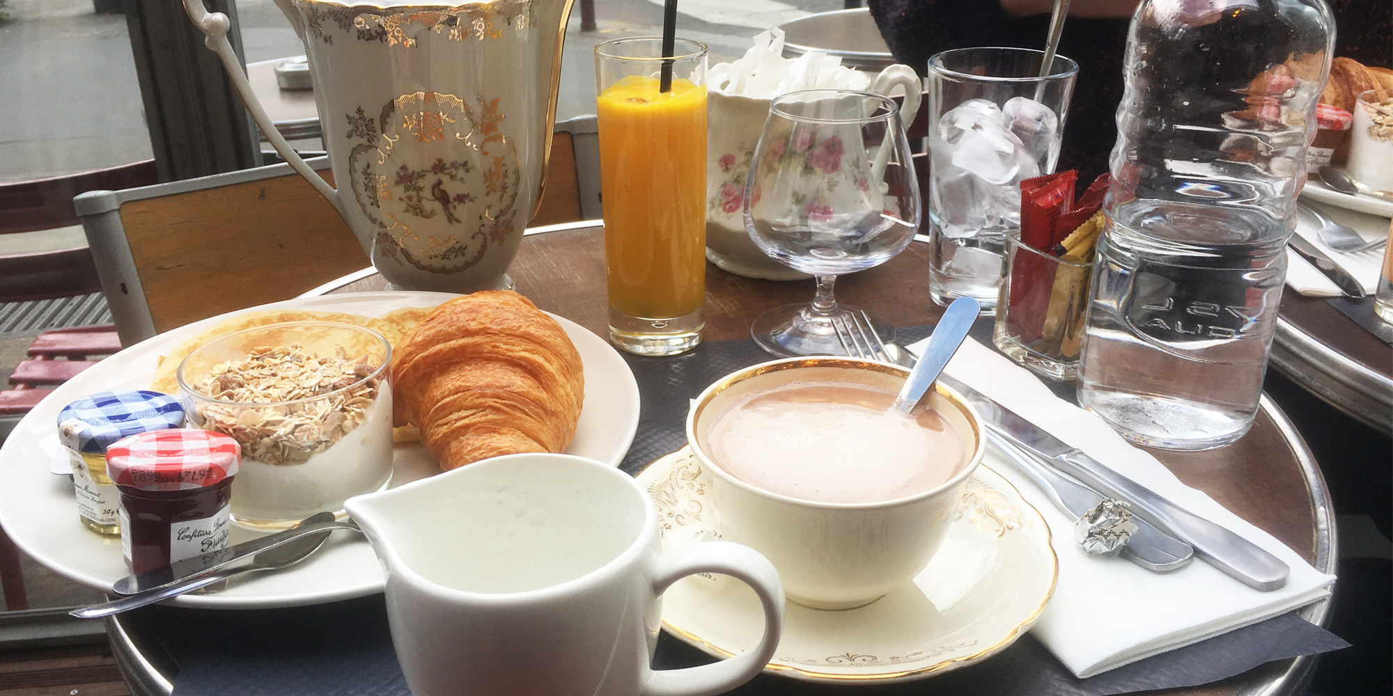 Brunch La Manufacture (75013 Paris)