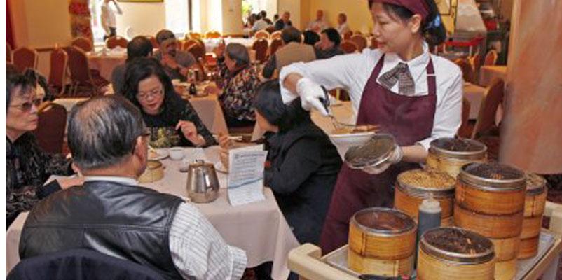 Montreal La Maison Kam Fung brunch
