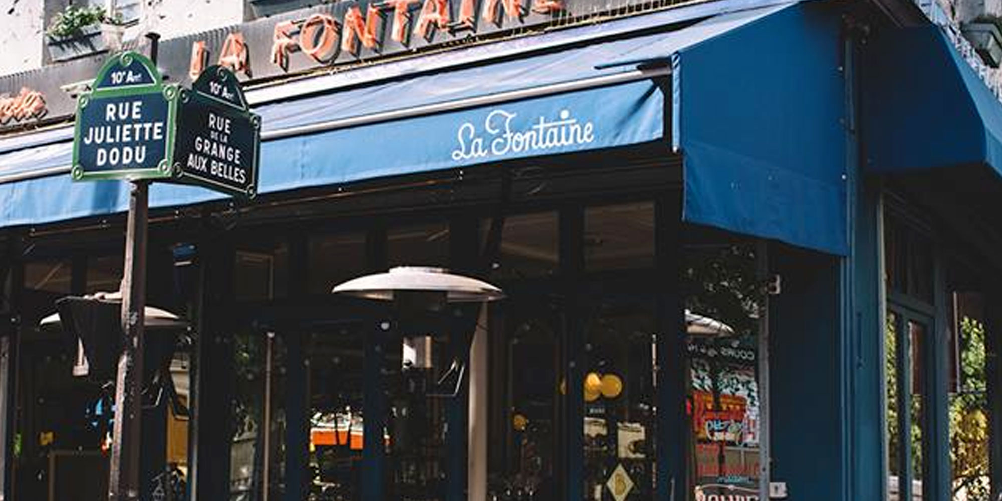 Brunch La Fontaine de Belleville (75010 Paris)