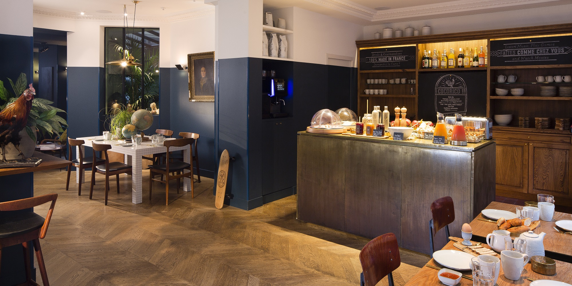 Brunch COQ Hotel Paris (75013 Paris)