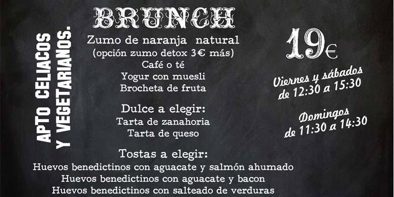 Madrid Lalina Gastrobar brunch