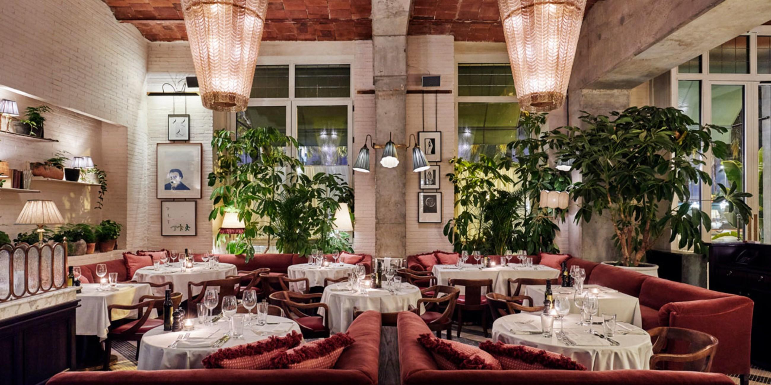 brunch Barcelona Cecconi's brunch