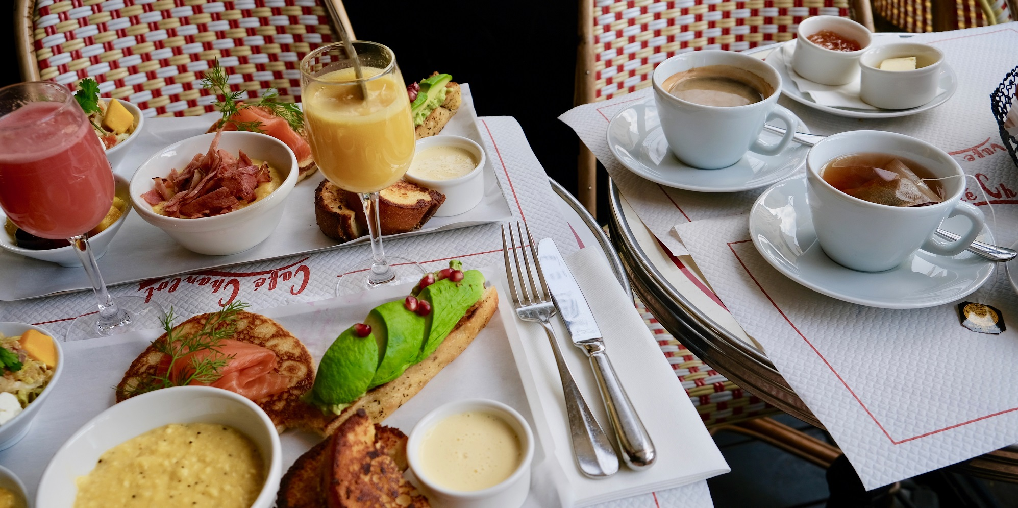 Brunch Café Charlot (75003 Paris)