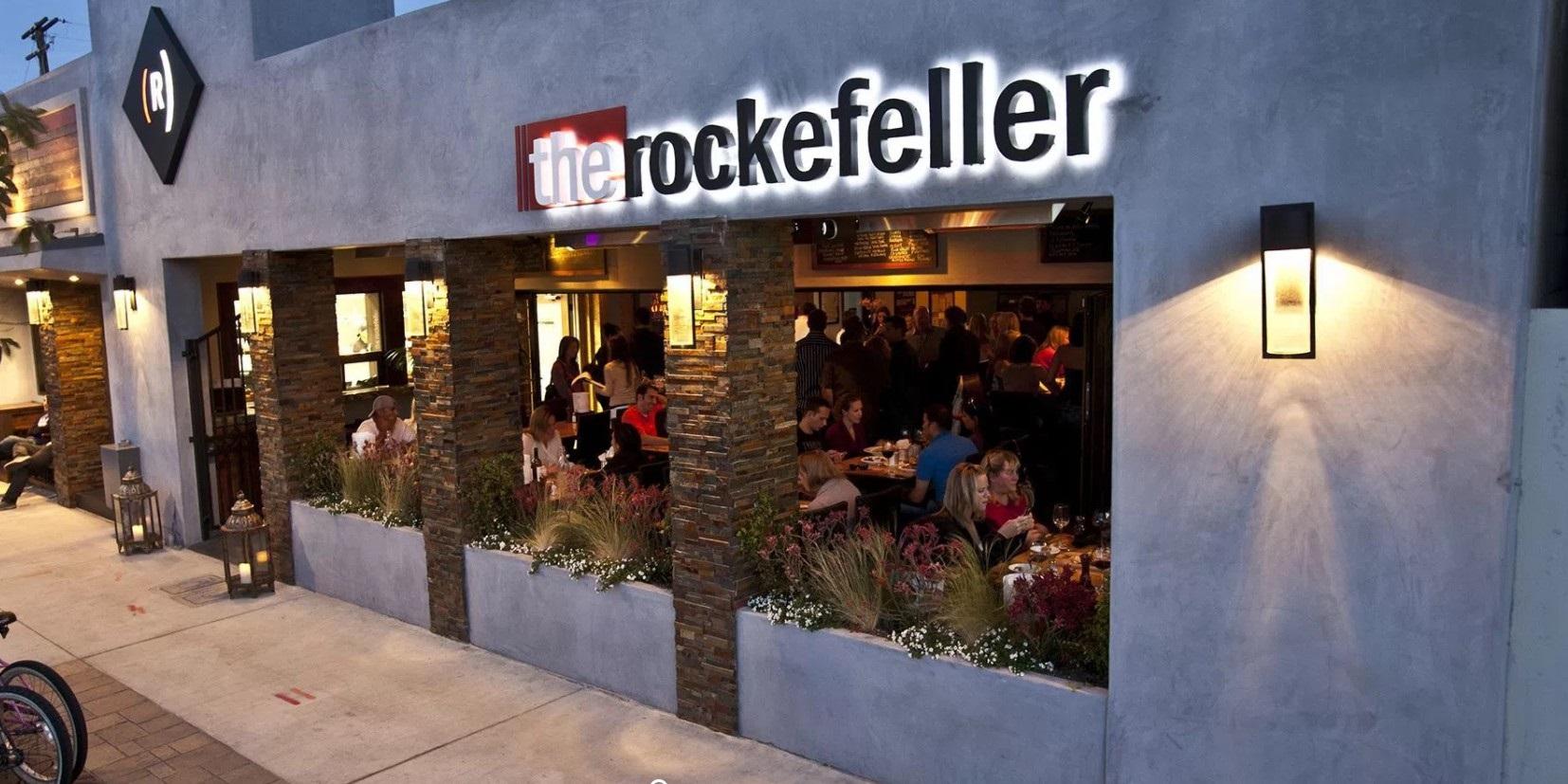Los Angeles The Rockefeller Gastropub brunch
