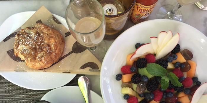Los Angeles Taste on Melrose brunch