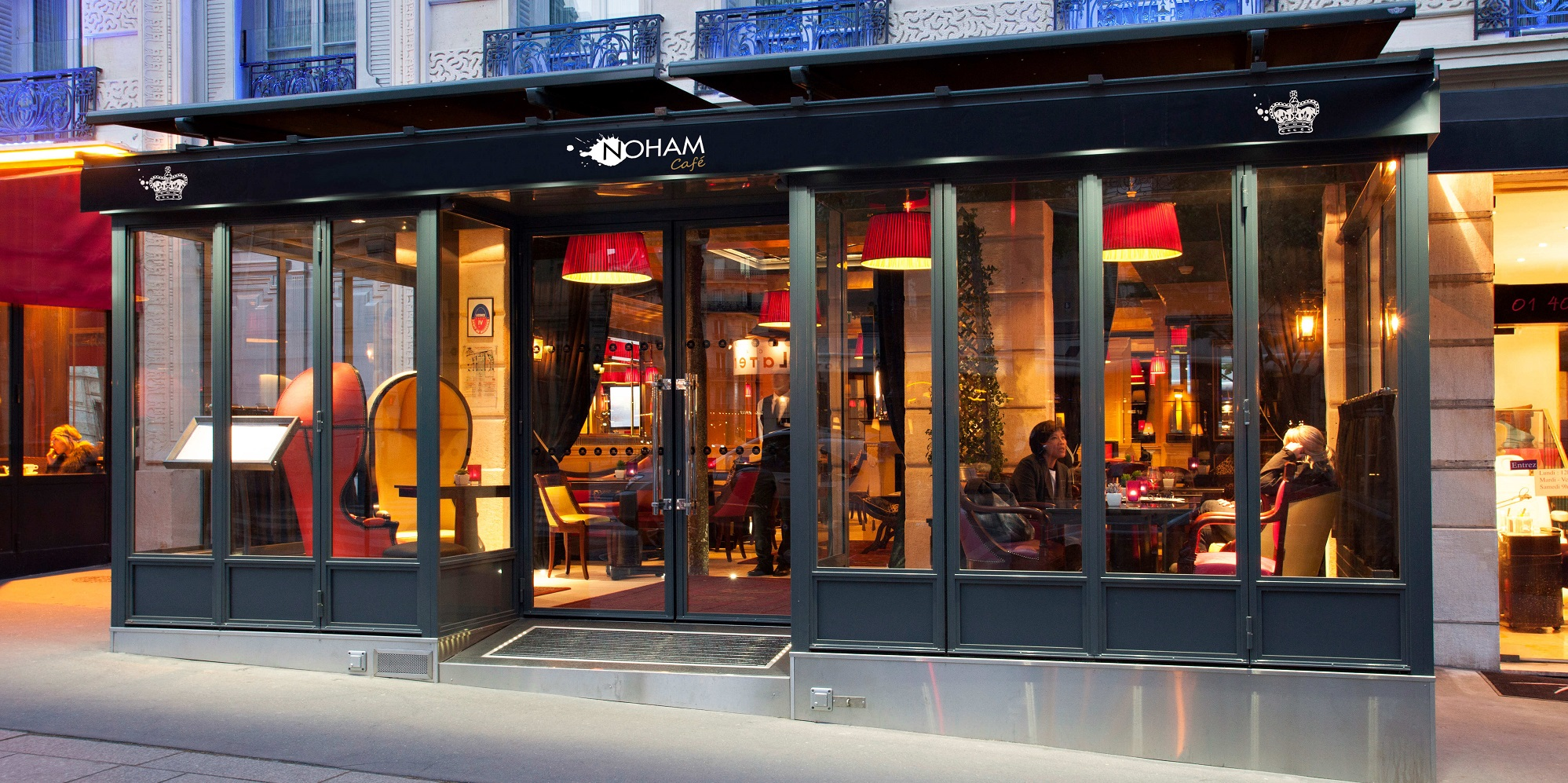 Brunch Noham Café (75017 Paris)