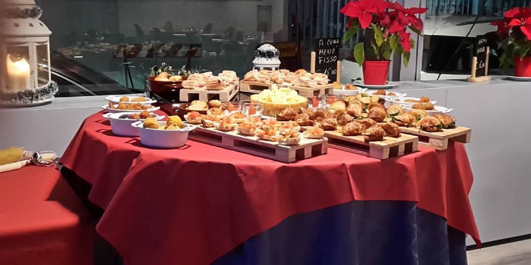 Côme Megaride food & spirits brunch