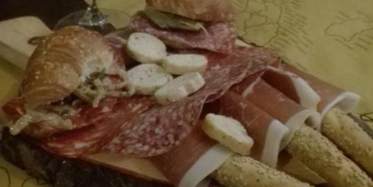 Genzano Di Roma La Tana brunch
