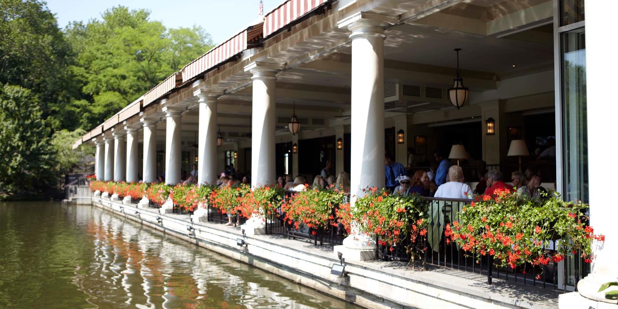 brunch New York The Loeb Boathouse brunch