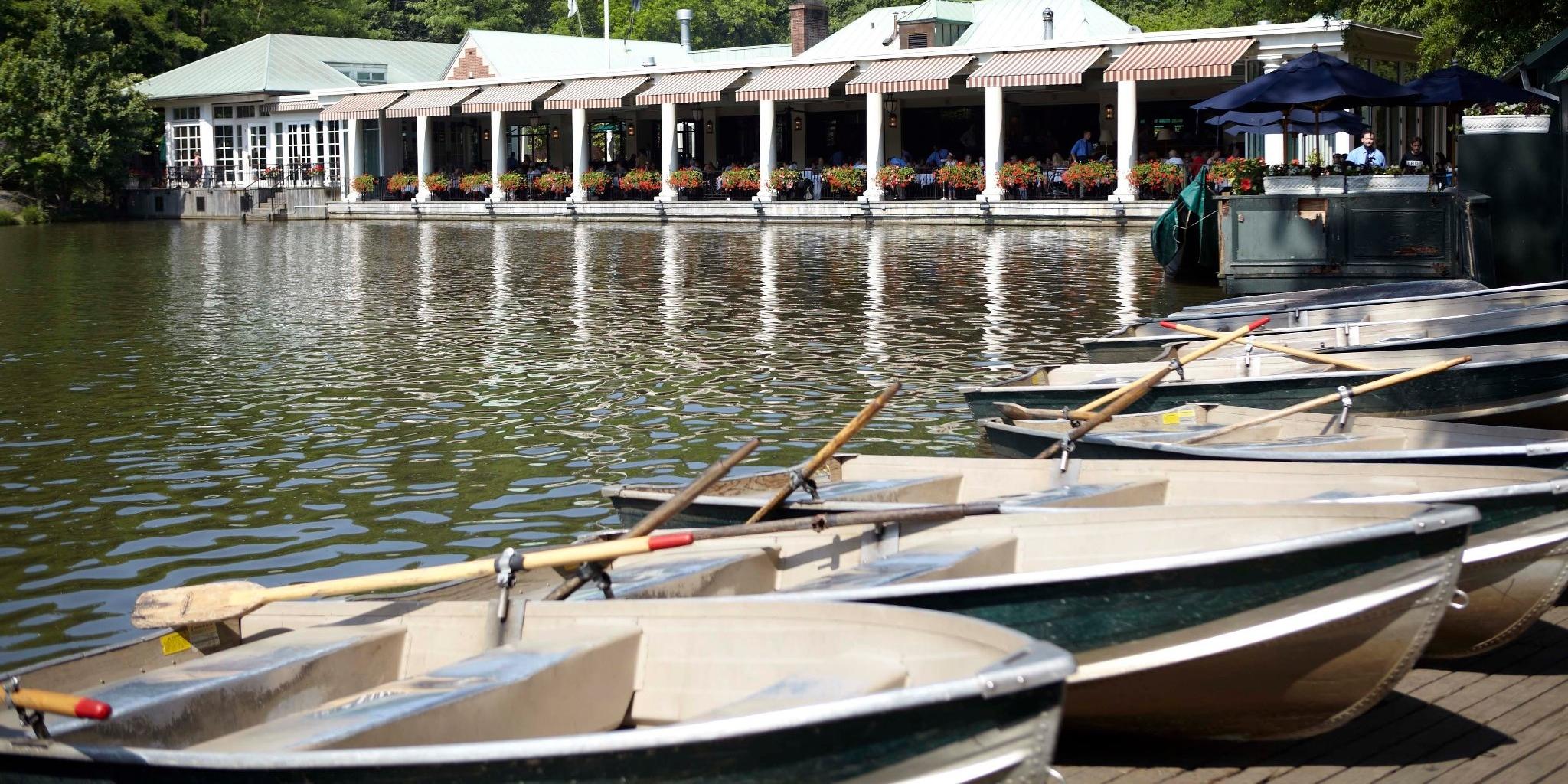 Brunch The Loeb Boathouse (10021 New York)