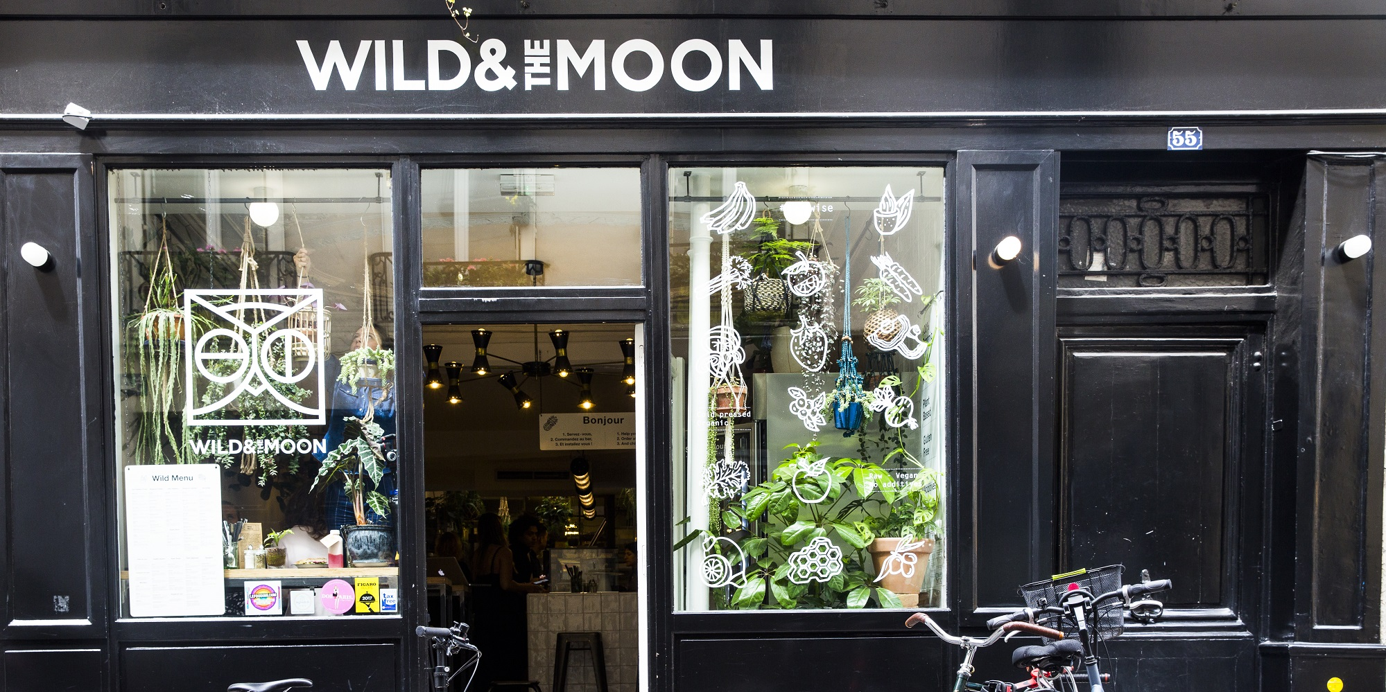 Brunch Wild & The Moon Charlot (75003 Paris)