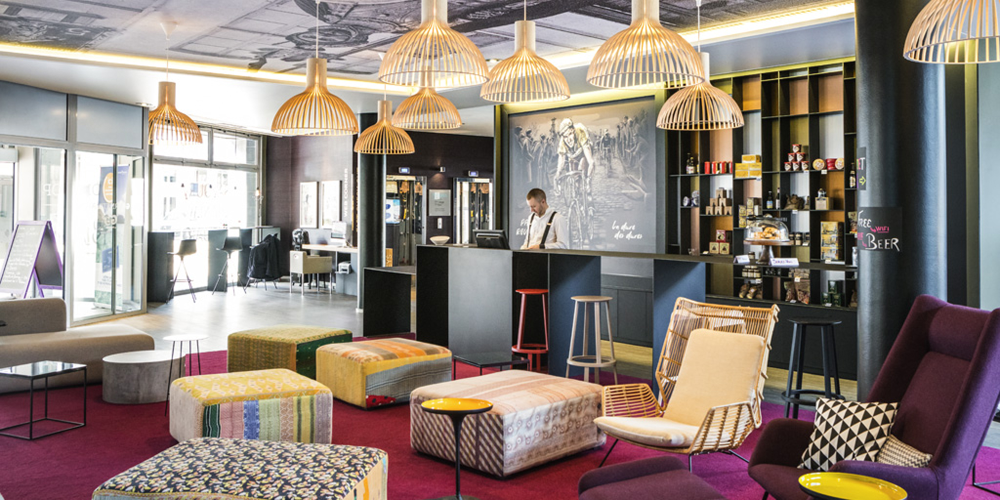 Brunch Gourmet Bar Novotel (59000 Lille)