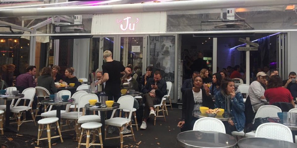 Brunch Le Ju' (75004 Paris)