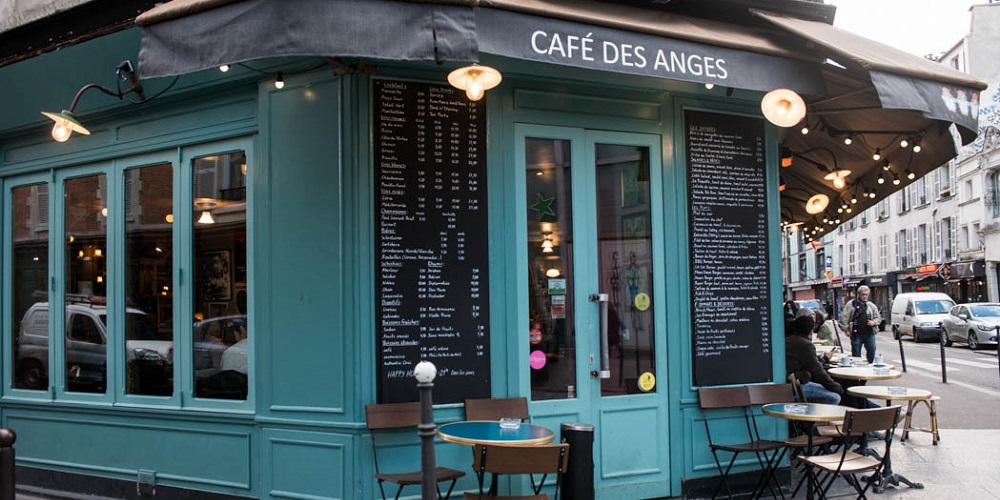 Brunch café des anges (75011 Paris 11ème)