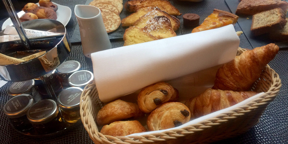 Brunch Hôtel Banke 5* (75009 Paris)