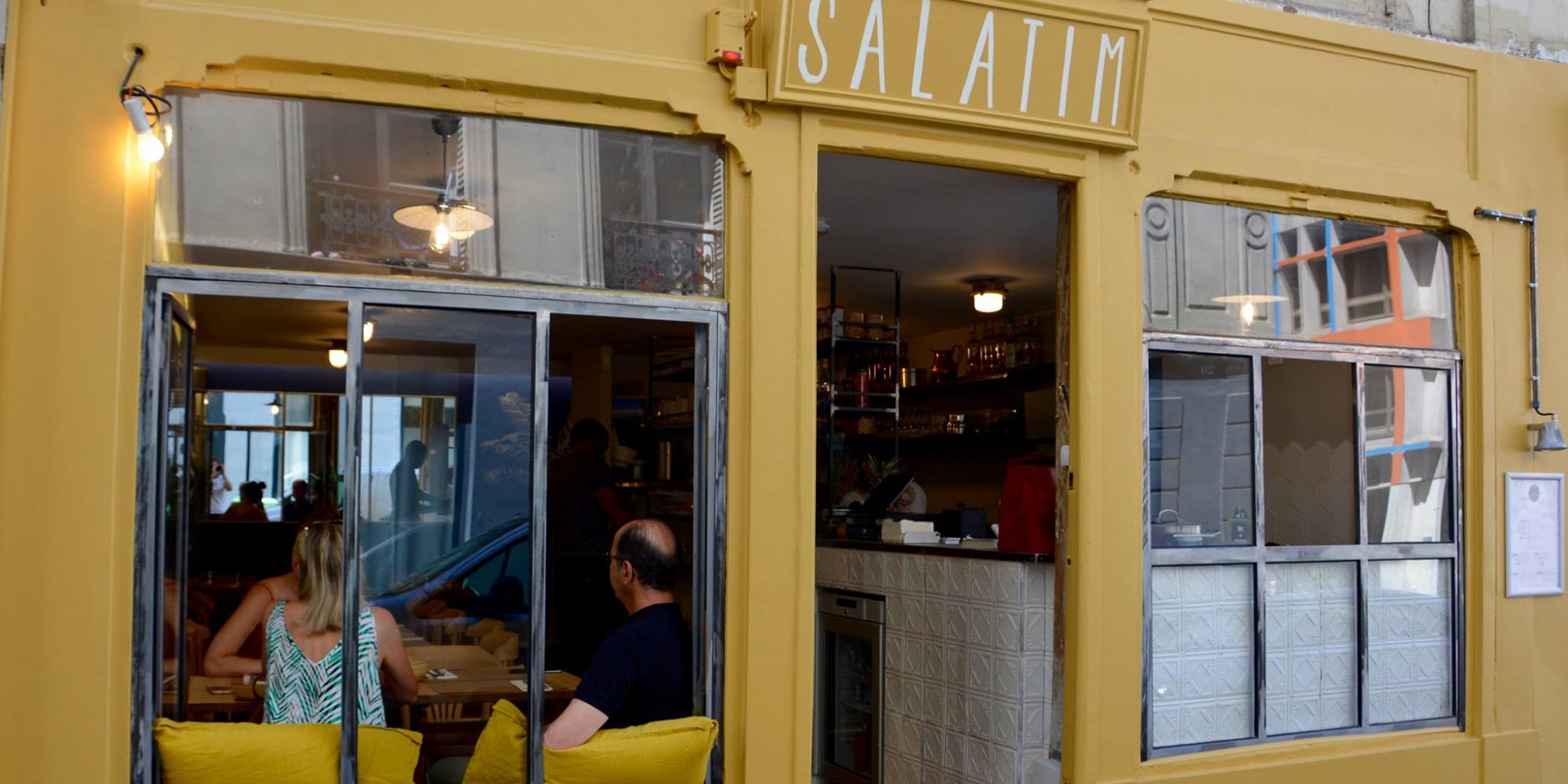 Brunch Salatim (75002 Paris)