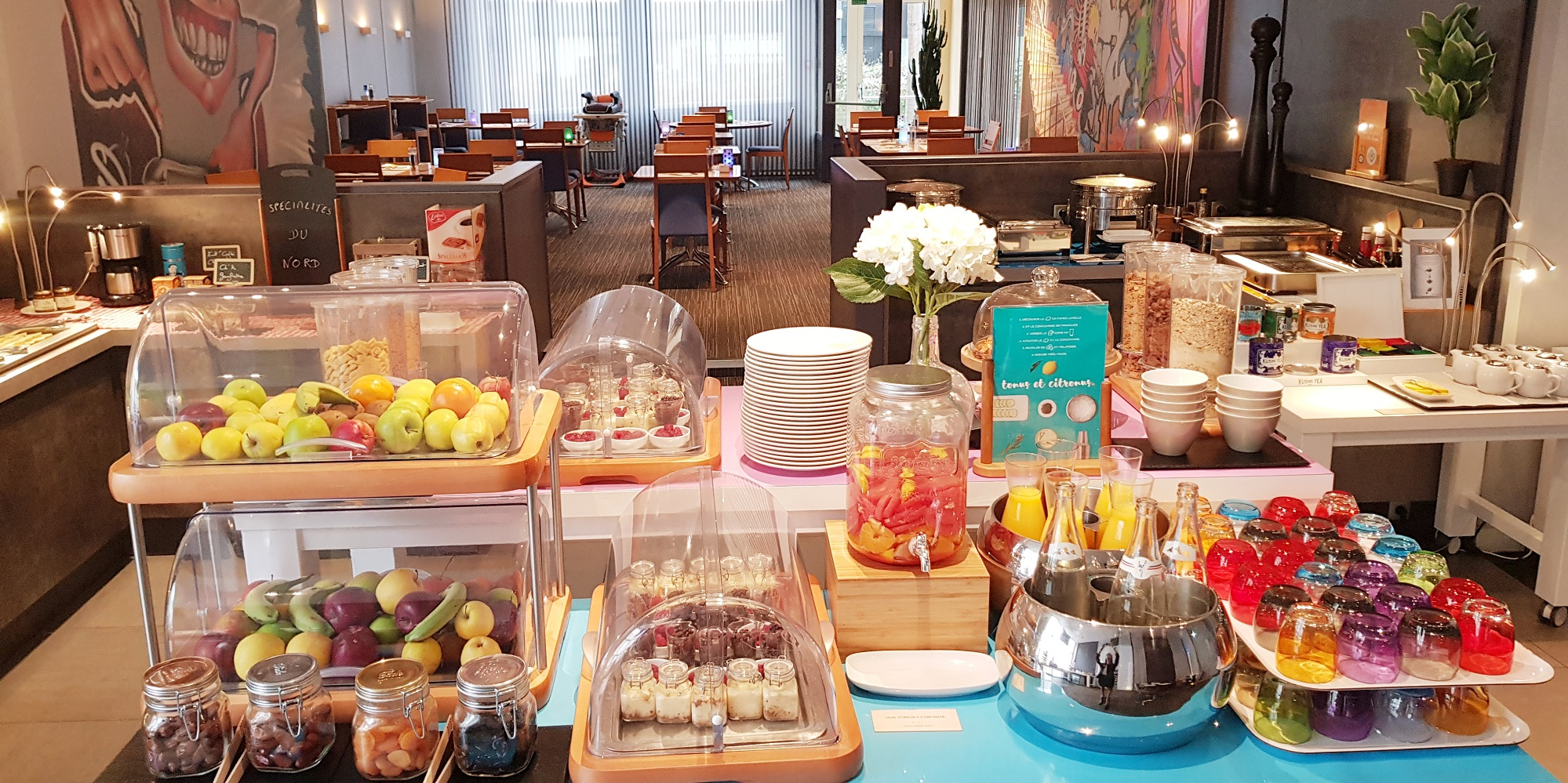 Brunch Novotel Centre Grand Place (59000 Lille)