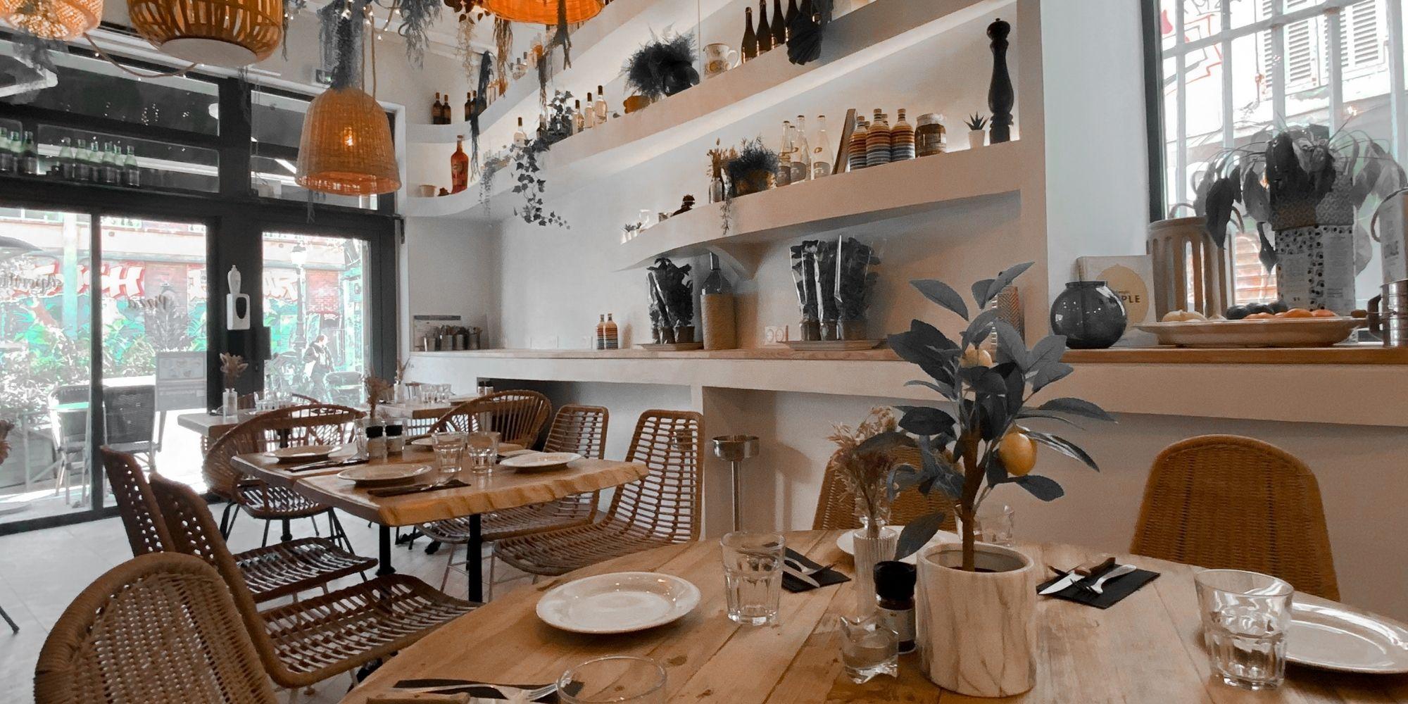 Brunch La Salle A Manger 13006 Marseille Oubruncher