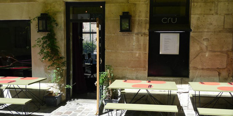 Brunch Cru (75004 Paris)