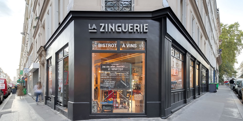 Brunch La Zinguerie (75011 Paris)
