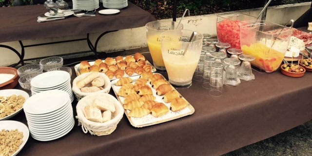 Brunch Le Gazebo (84460 Cheval-Blanc)
