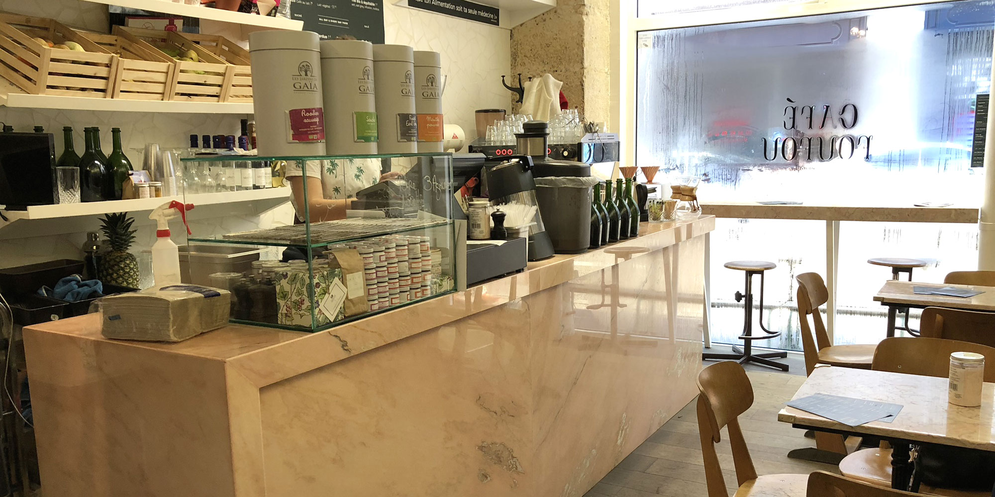 Brunch Café Foufou (75011 Paris)