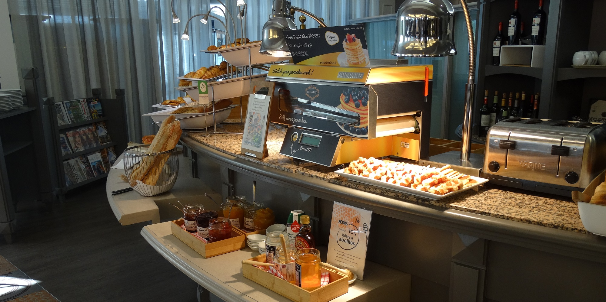 Brunch Restaurant-Bar L'Ascot (59700 Marcq en Baroeul)