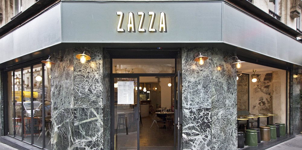 Brunch Zazza (75010 Paris)
