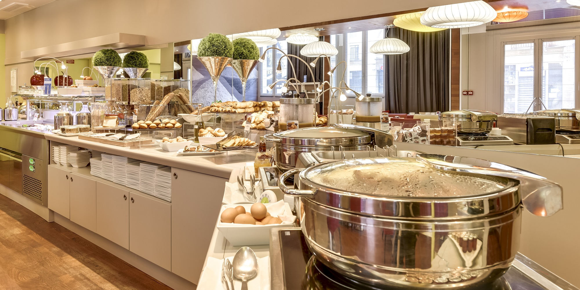 Brunch Mercure Nantes Centre Gd Hôtel (44000 Nantes)