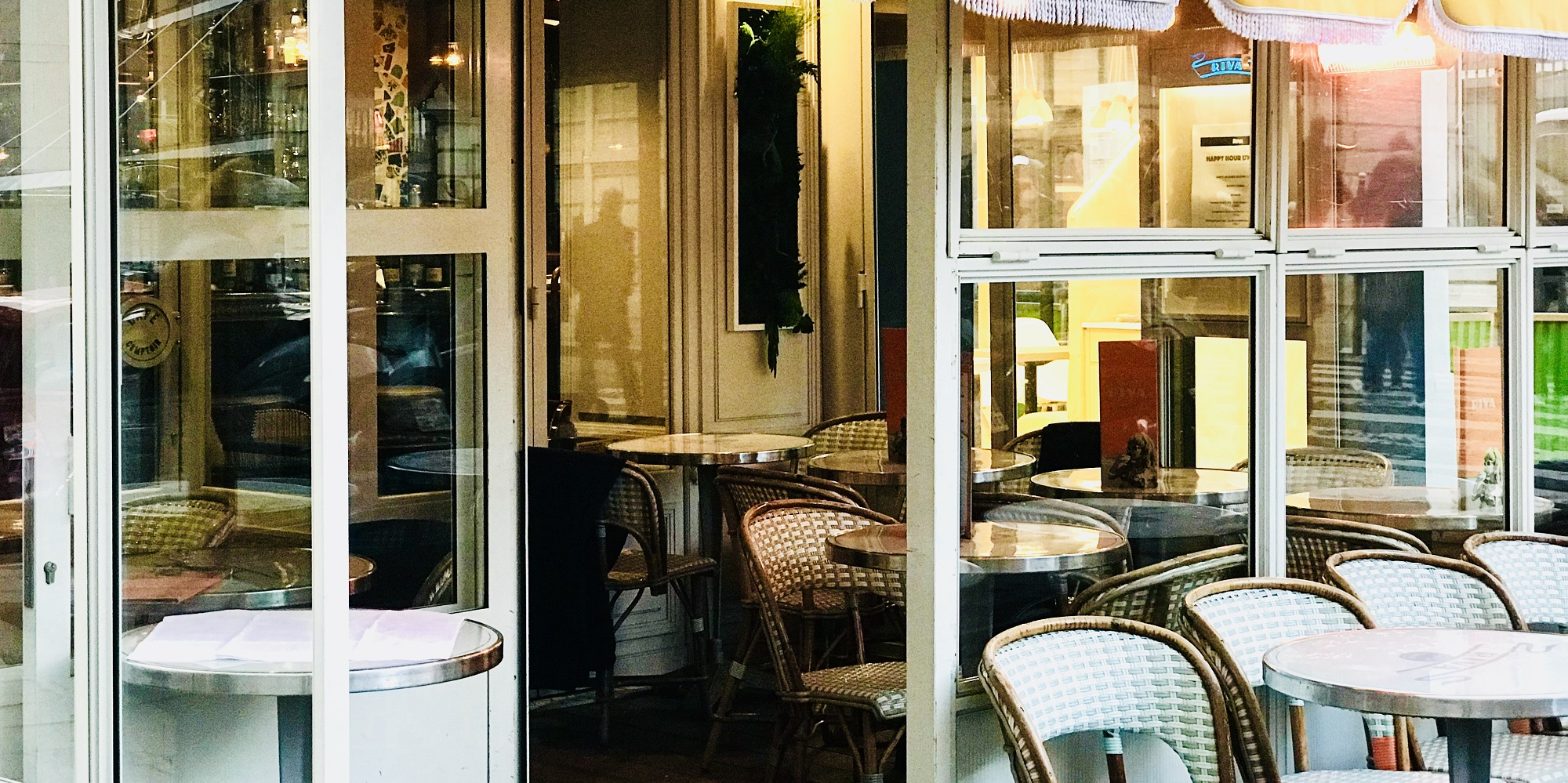 Brunch Riva (75008 Paris)