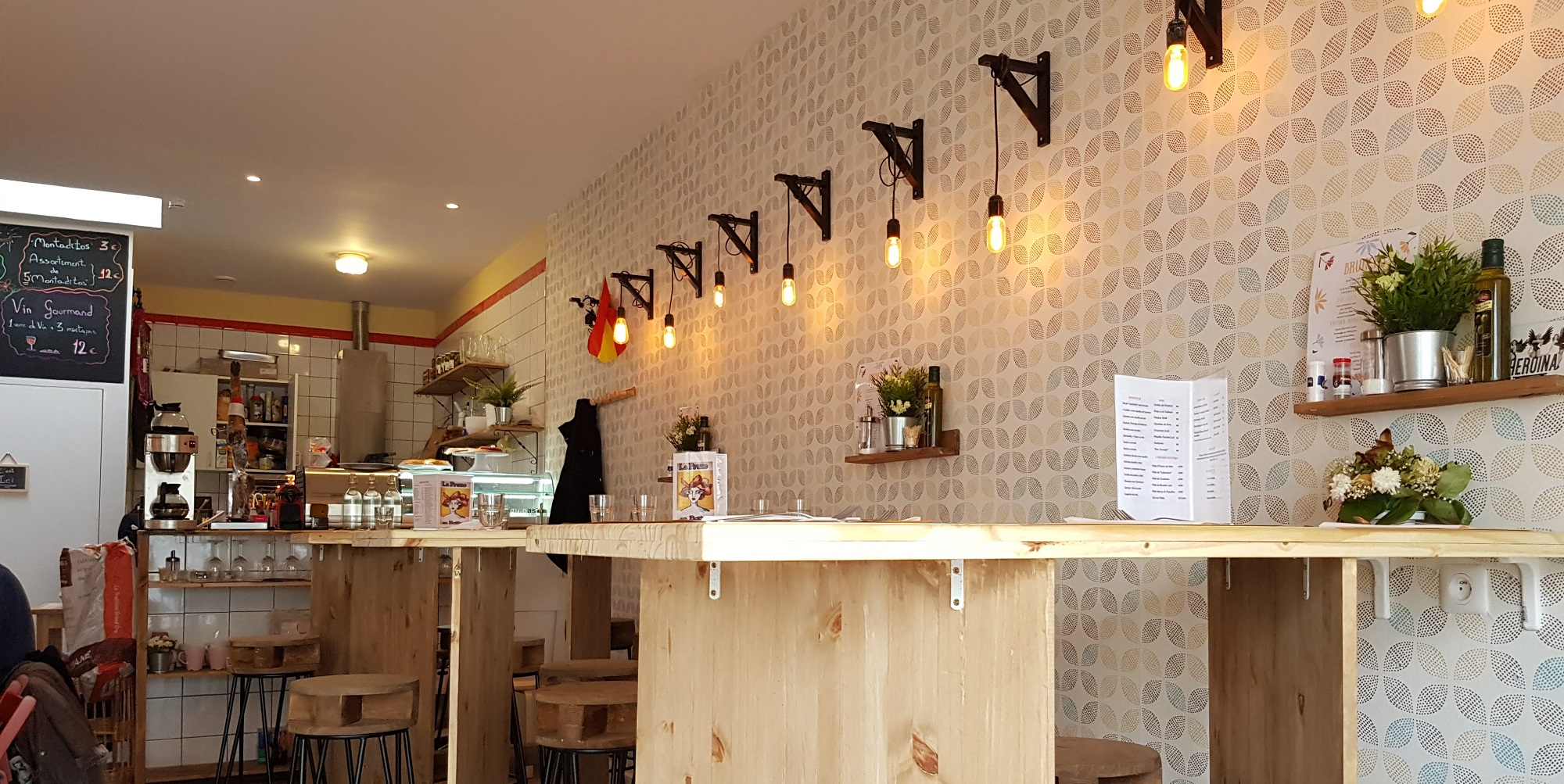 Brunch La Prune en Boite (94700 Maison Alfort)