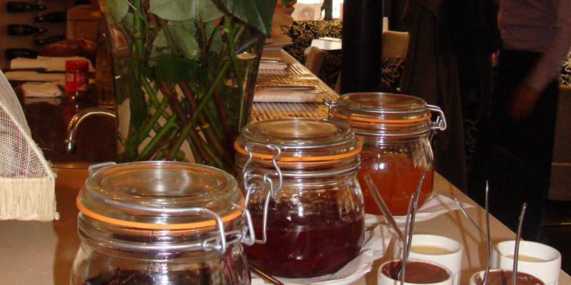 Brunch Rouge Passion (75009 Paris 9ème)