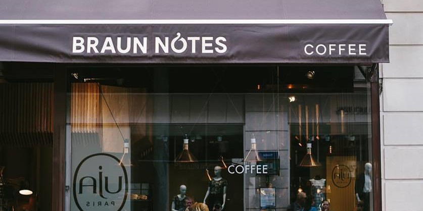 Brunch Braun Notes (75009 Paris)