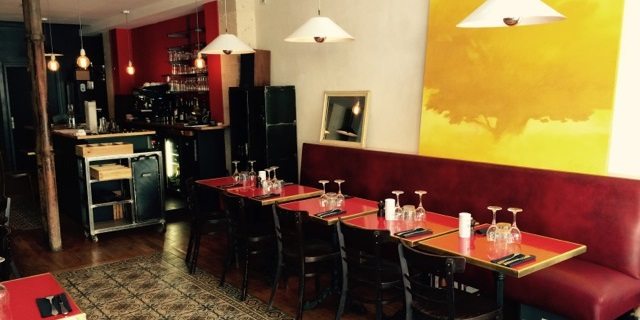 Brunch L'Arbre Jaune (75011 Paris)