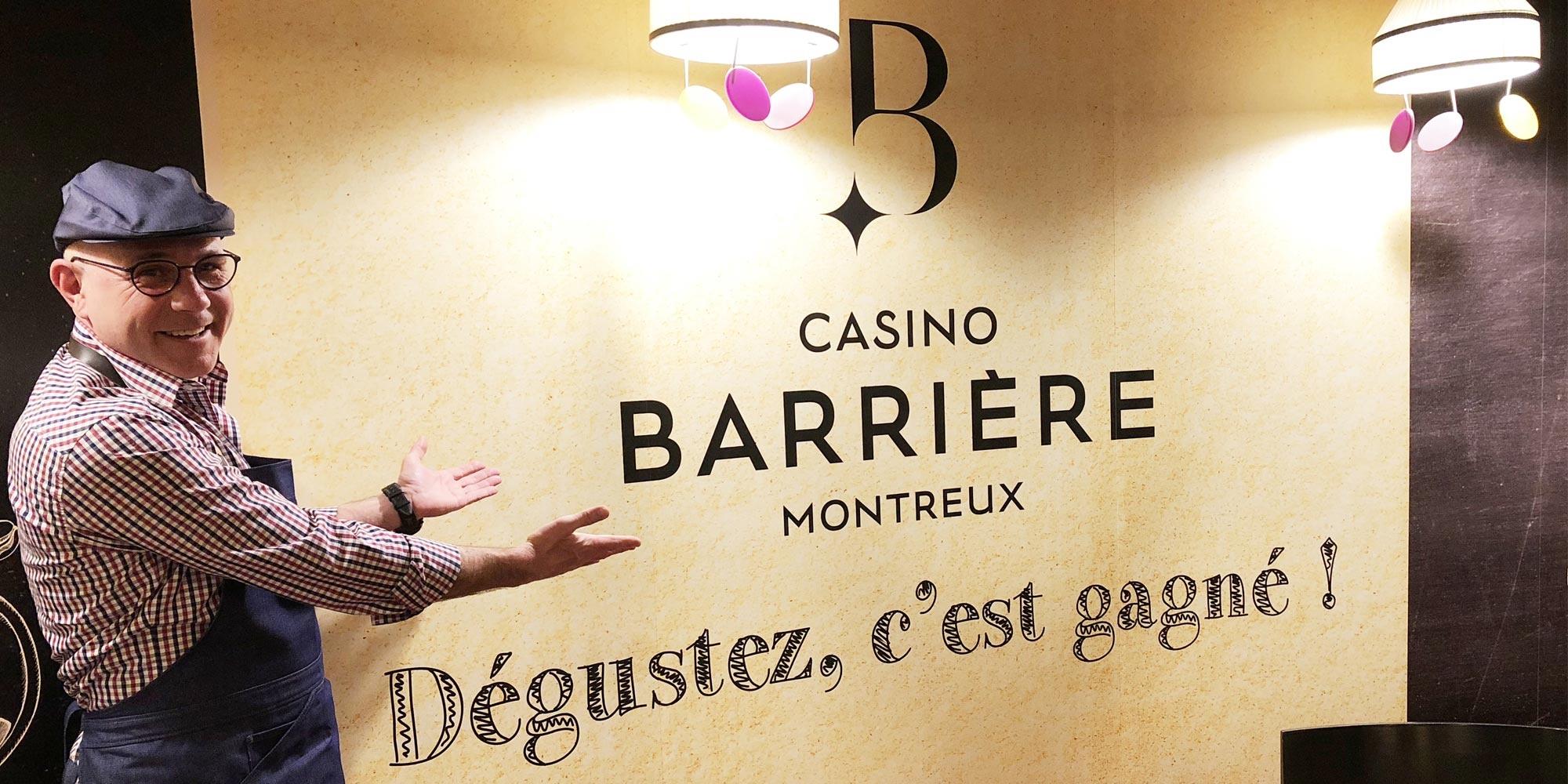 Brunch Casino Barrière Montreux (1820 Montreux)