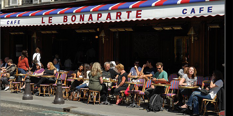 Brunch Cafe Bonaparte (75006 Paris)