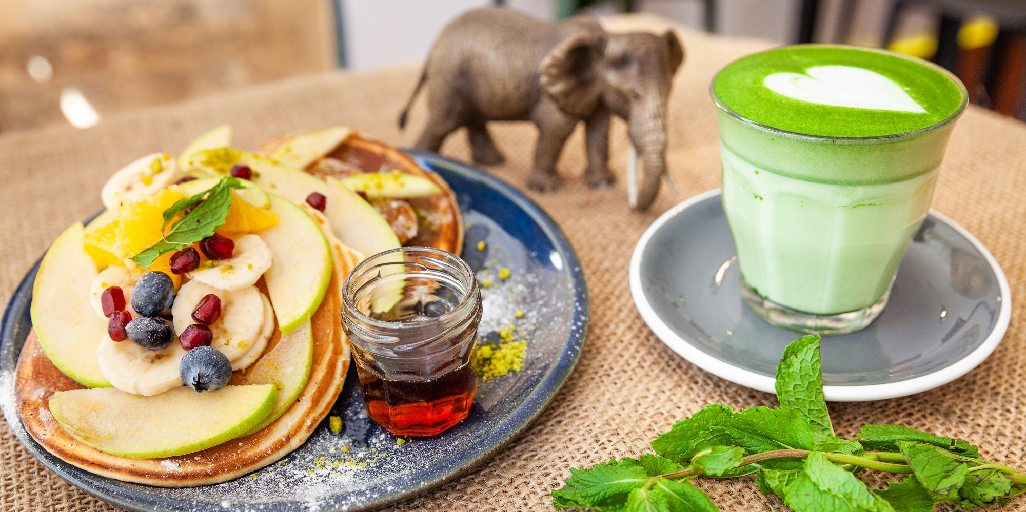 Brunch Jozi Café Paris (75005 Paris)