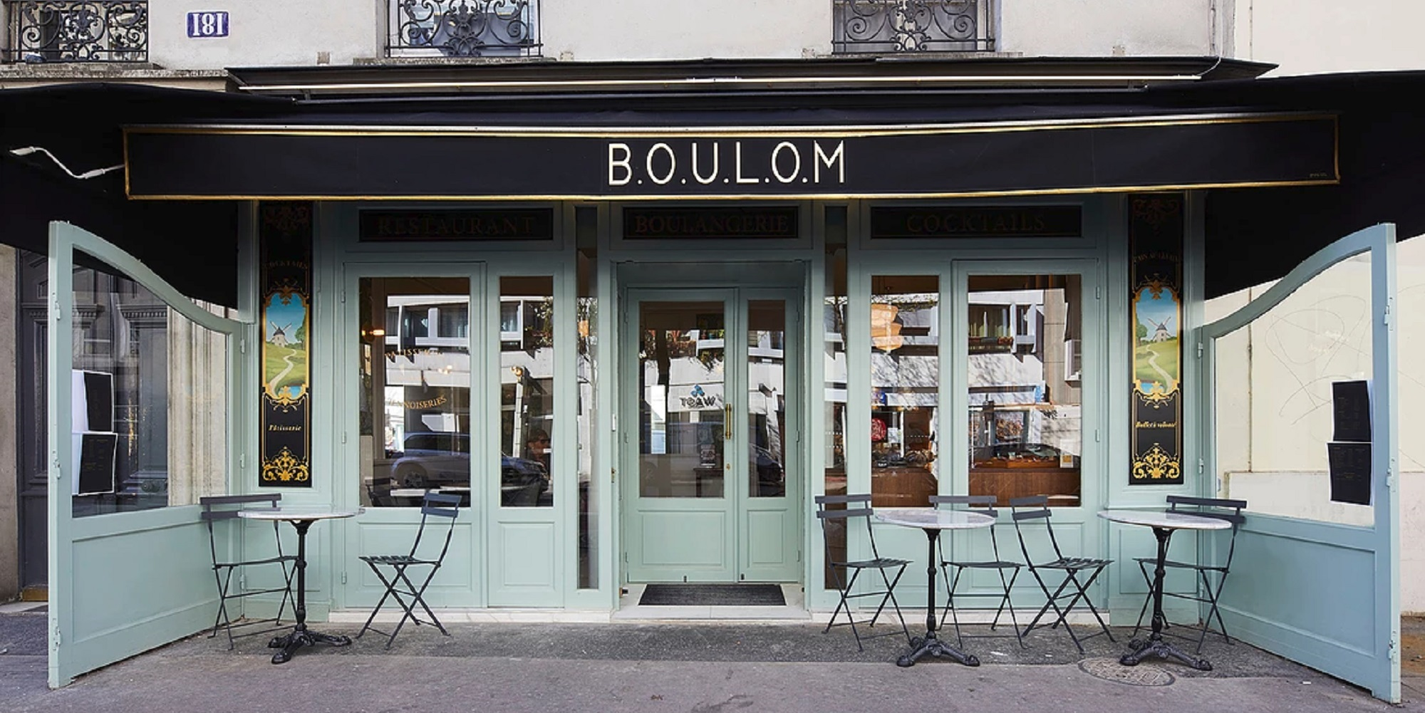 Brunch B.O.U.L.O.M. (75018 Paris)