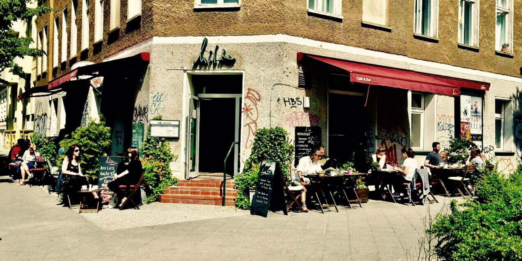 Brunch Café Hilde (10405 Berlin)