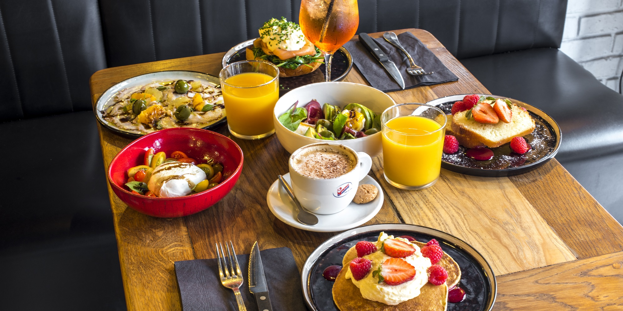 Brunch Alimento (75005 Paris)
