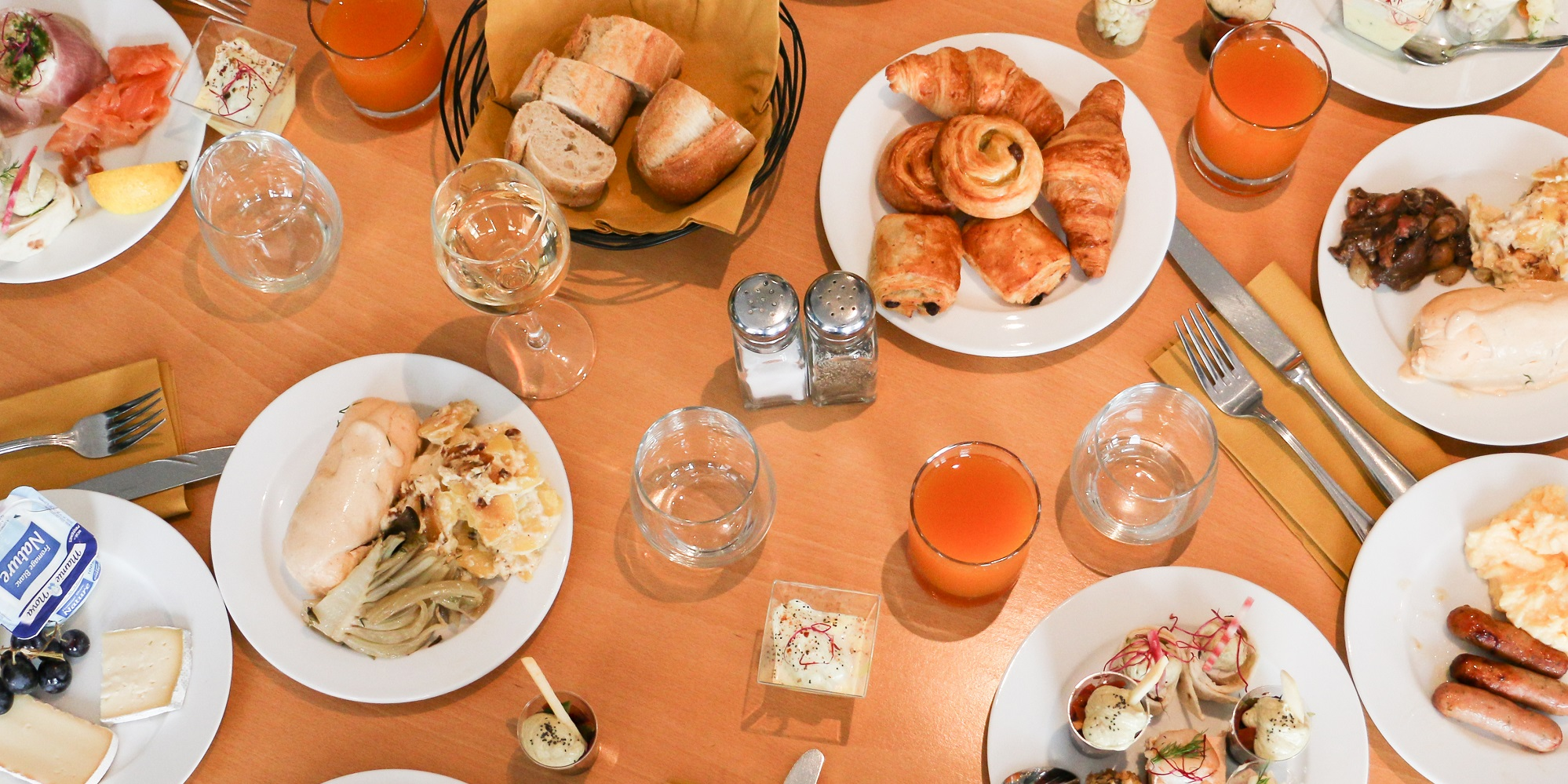 Brunch Café Flow (69890 La Tour-de-Salvagny)