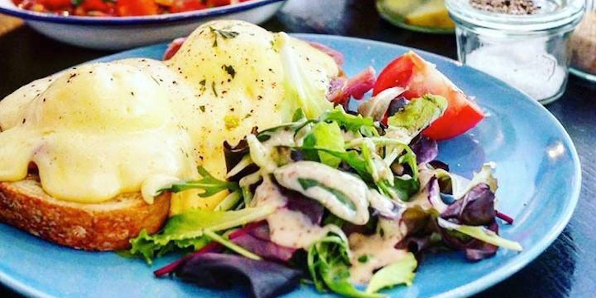 Brunch Allan's Breakfast Club (10405 Berlin)